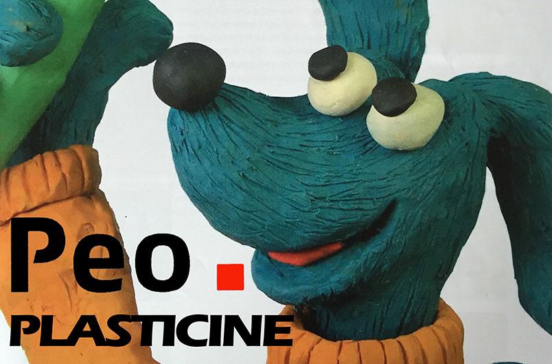 PEO--PLASTICINE