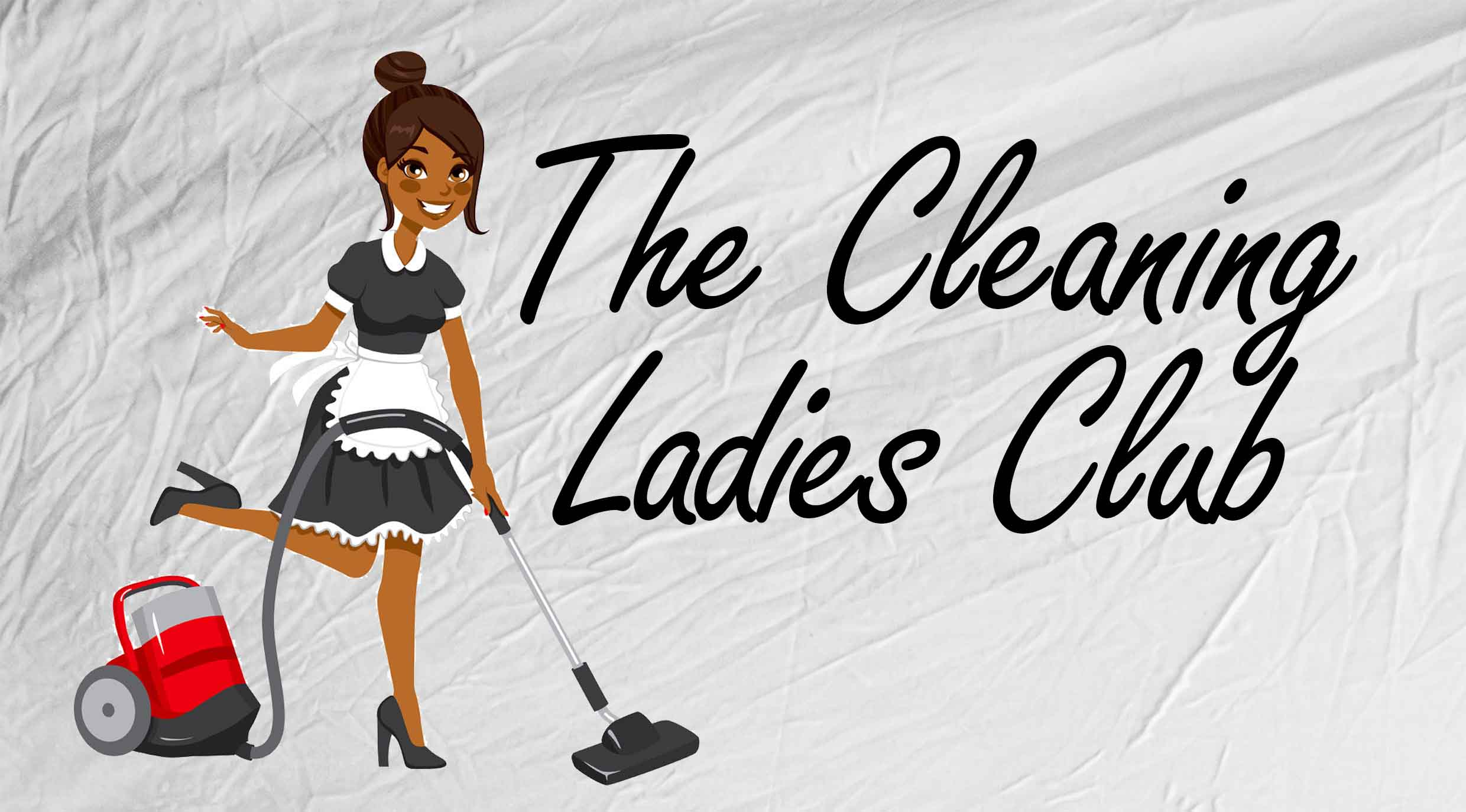 CLEANING LADY - logo